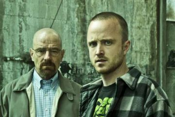Jesse Pinkman and Walter White from Breaking Bad
