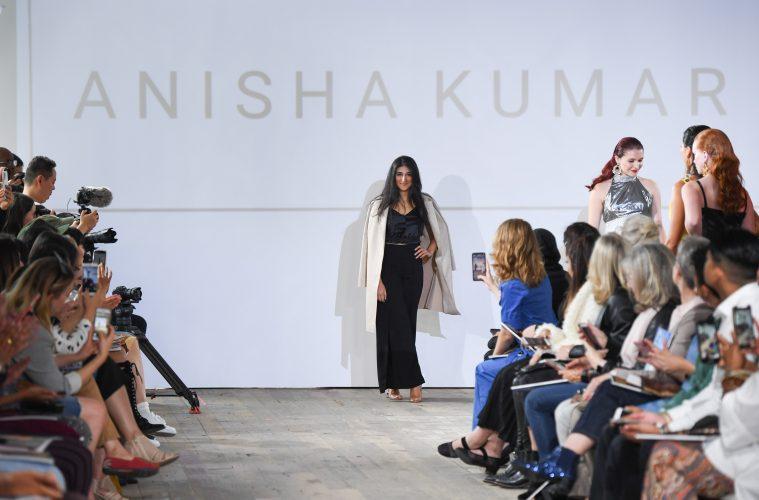 Anisha Kumar Fashion Show