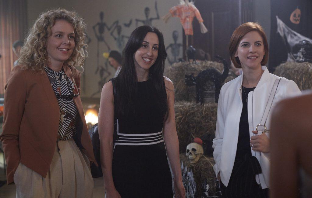 Kate, Frankie, and Jenny