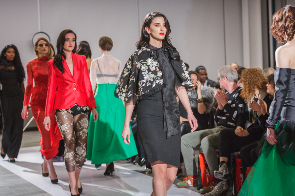 The Show Must Go On Humber College Presents The Powerhouse A Digital Fashion Week
