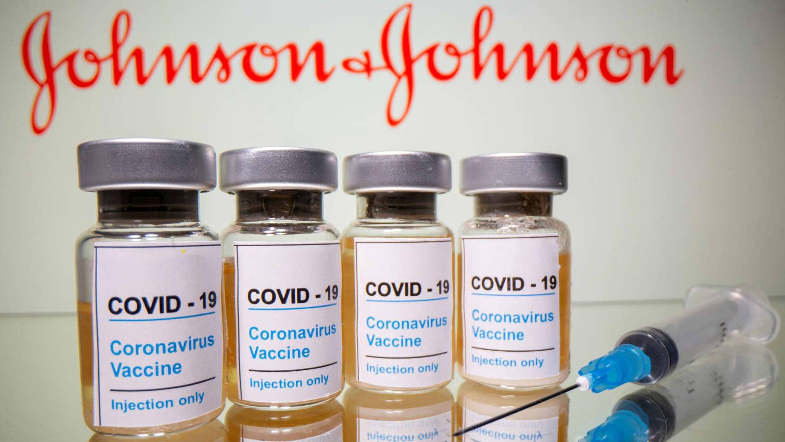 Vaccine J&J doses
