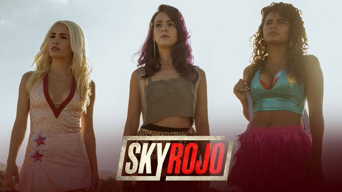 Wendy, Coral, and Gina (Sky Rojo, Netflix).