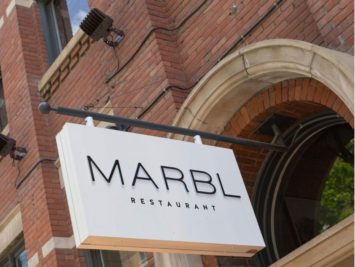Marbl Restaurant
