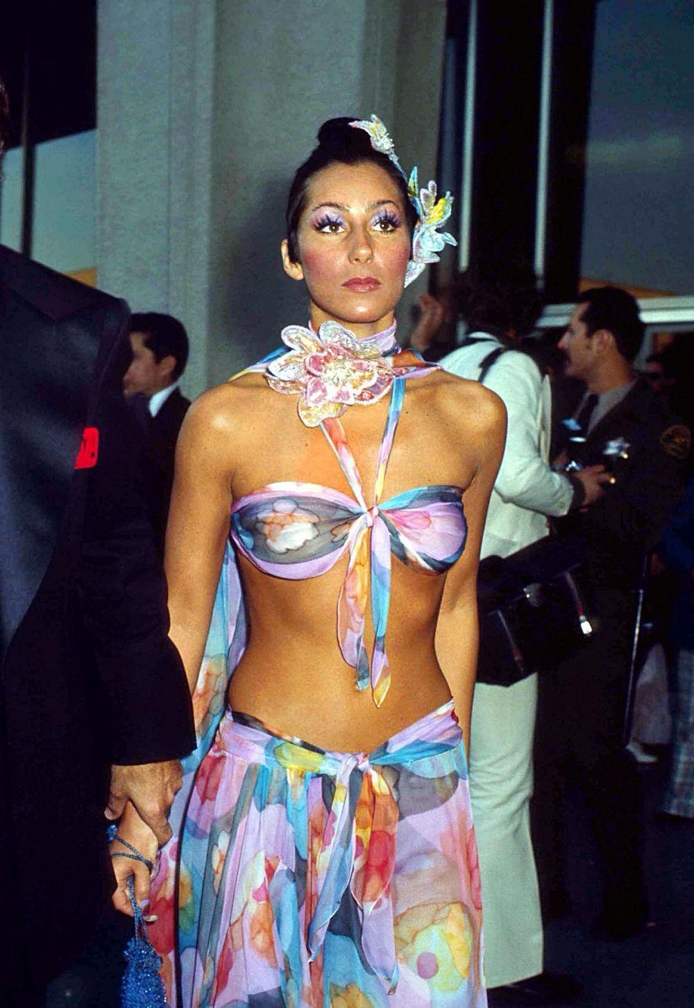 Oscars Cher