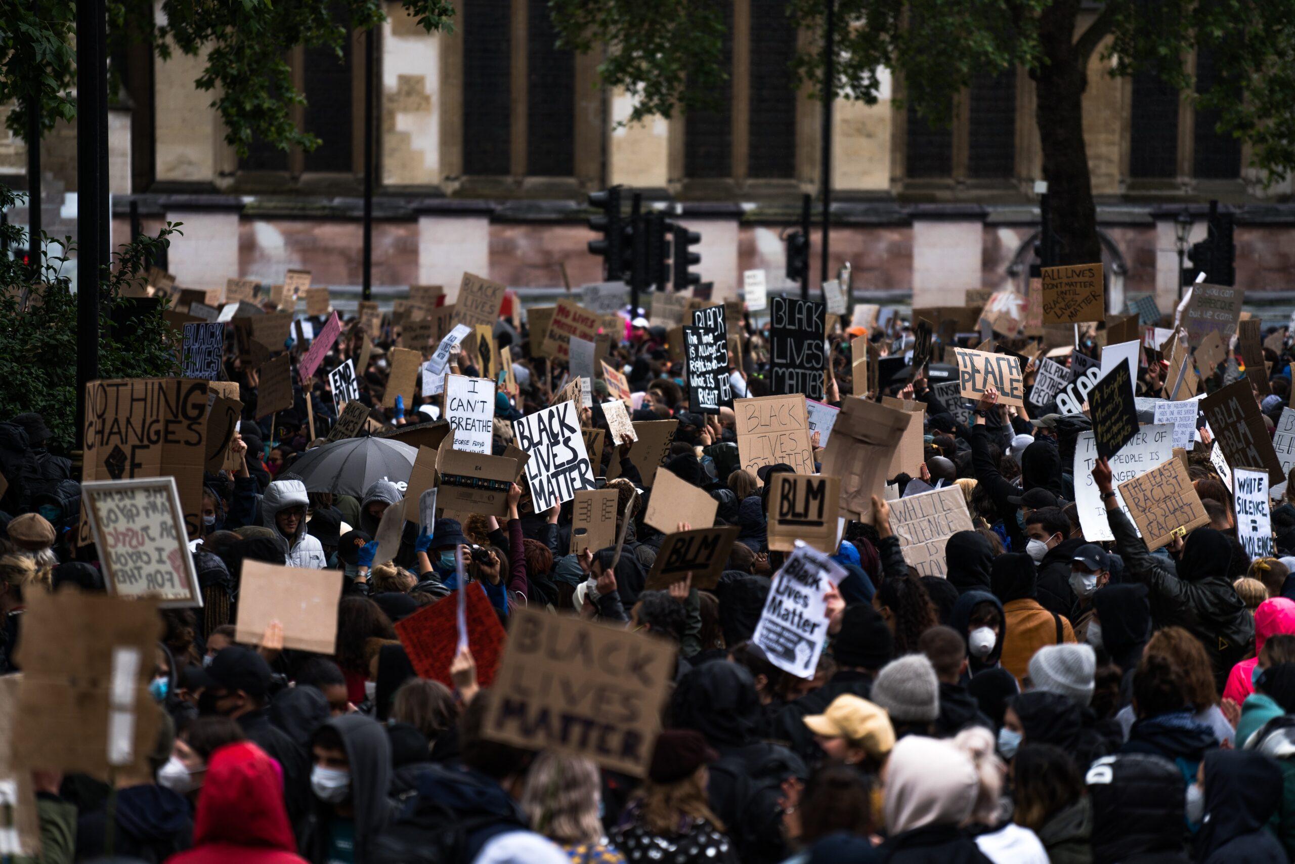 Black Lives Matter protest, 2020