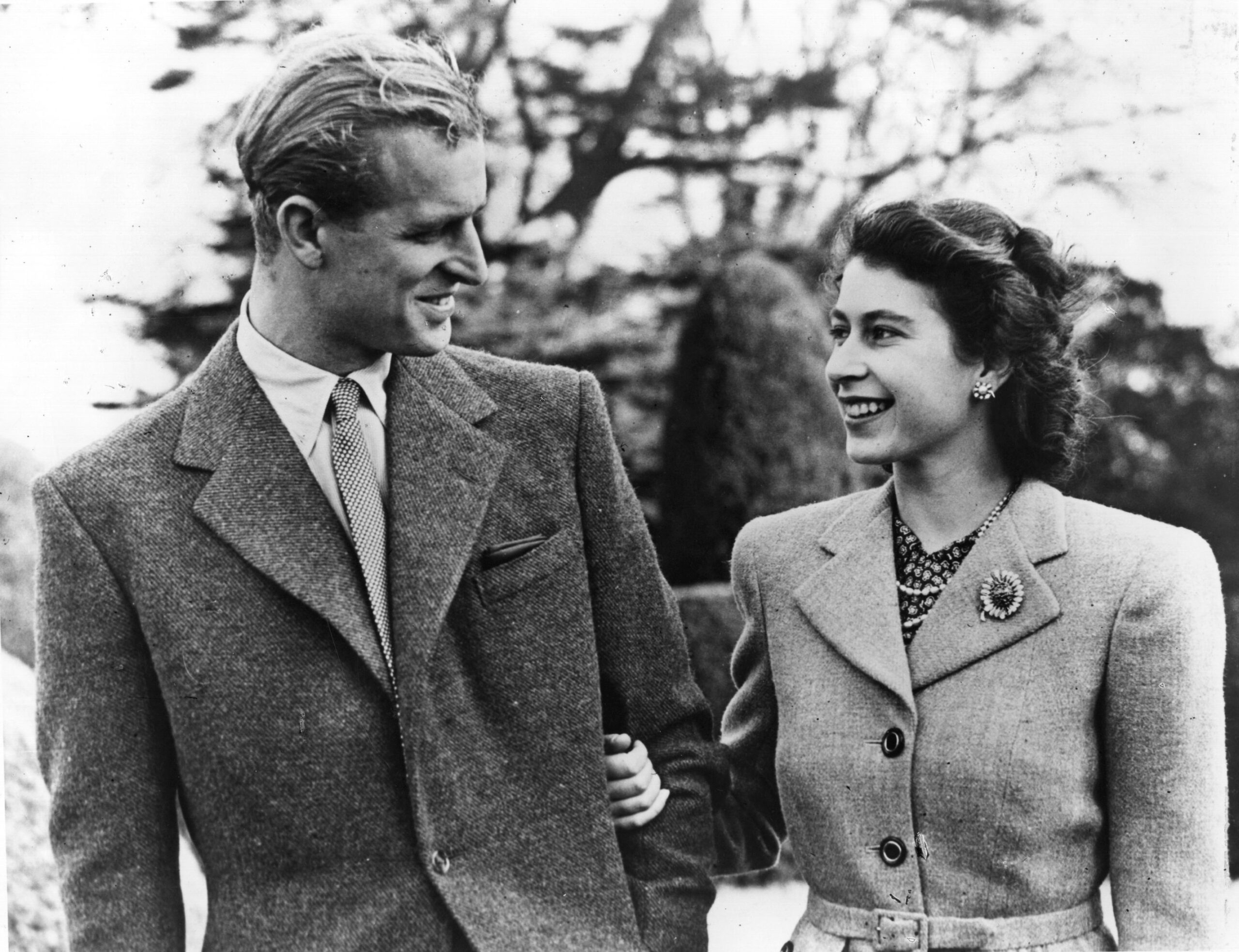Prince Philip and Queen Elizabeth II (Getty Images)