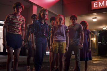 Stranger Things (Netflix).