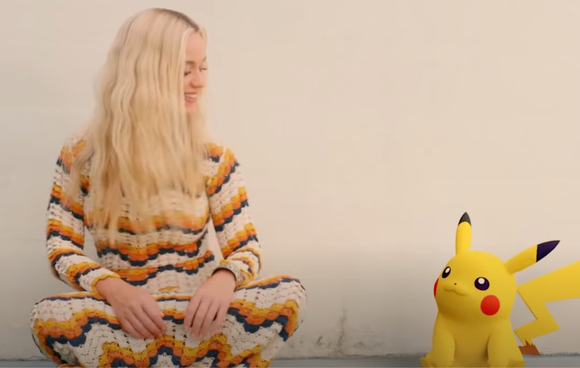 Katy Perry Pikachu