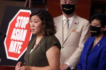 anti-Asian hate crimes - Rep. Grace Meng