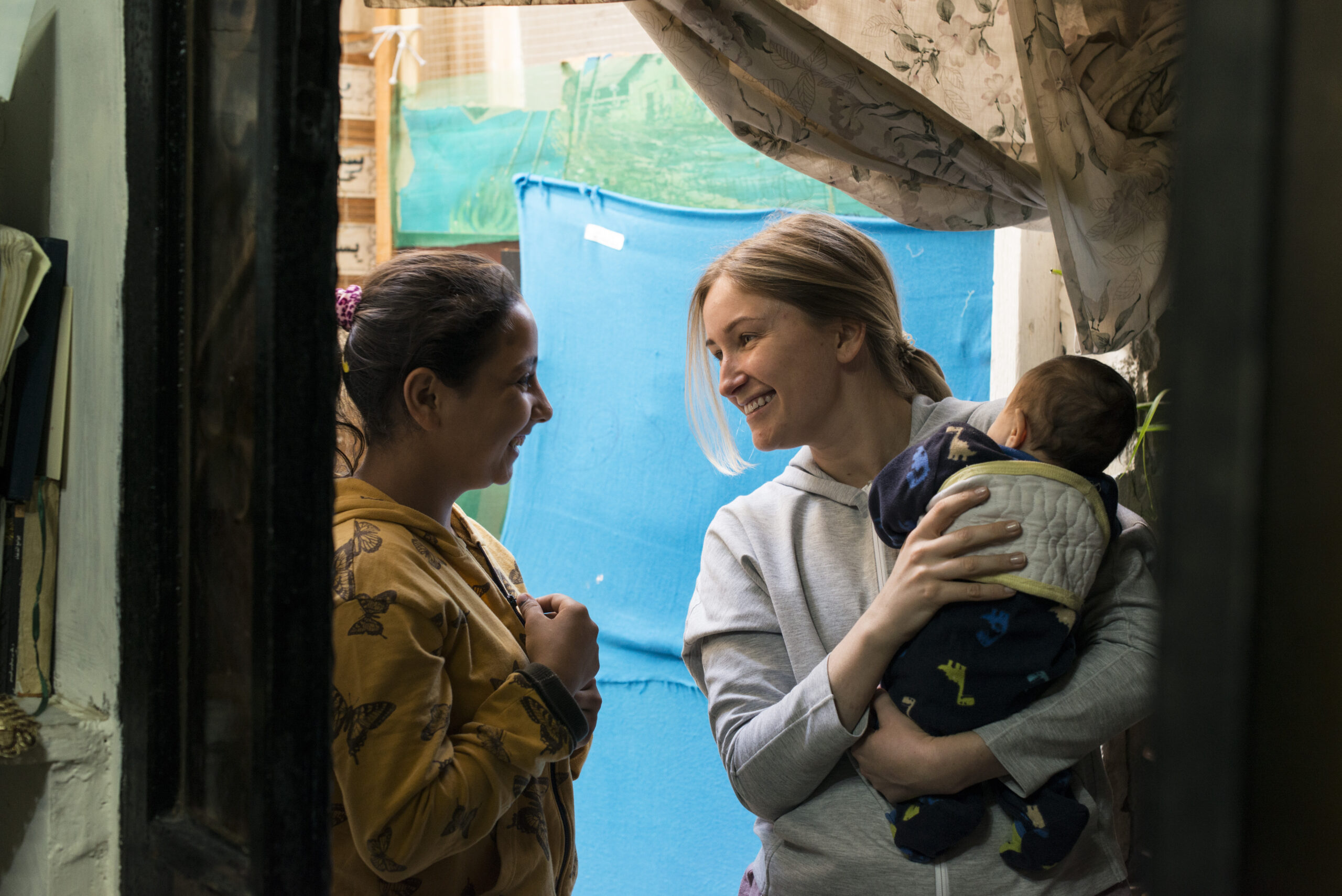 Millie philantrhopy e commerce brand for world refugee day