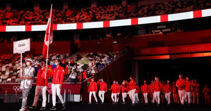 Canada Tokyo Olympics