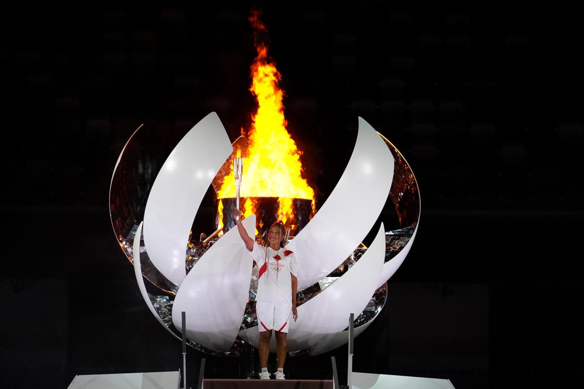 Naomi Osaka - Tokyo Olympics
