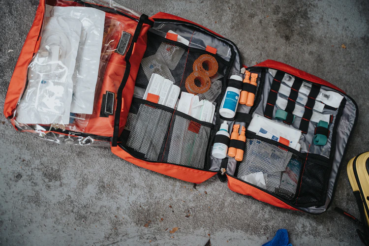 travel equipment and tools