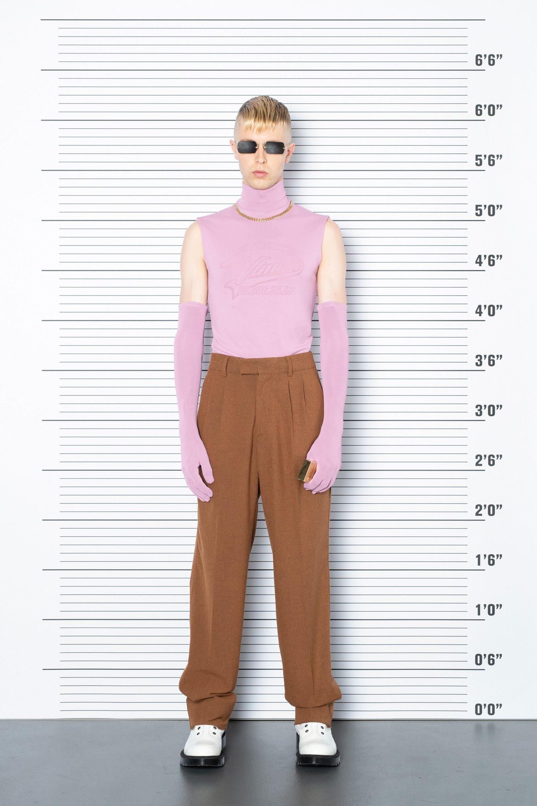 Pink Menswear VTMNTS
