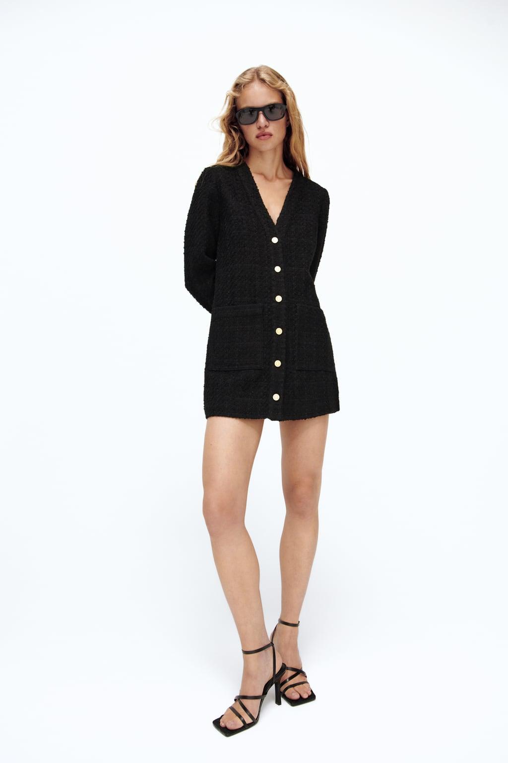 Zara Cardigan Dress