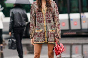Cardigan Dress Trend
