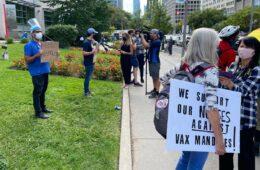 Vaccine Protests