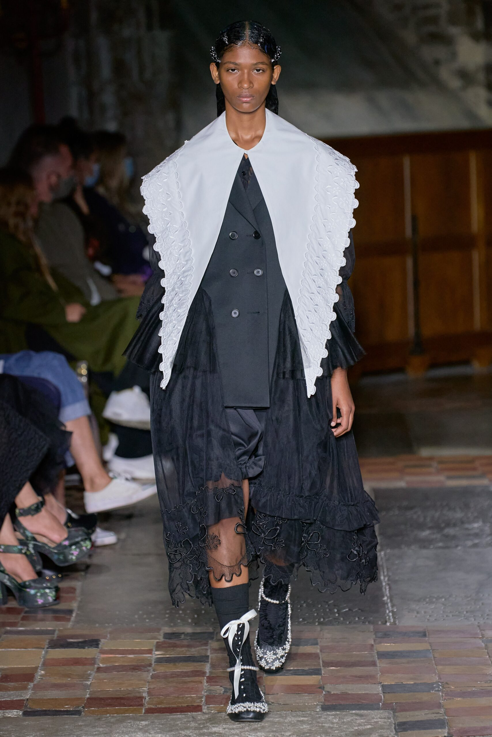 London Fashion Week Trendcast: Texture, Size, and Movement