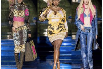 Fendi and Versace