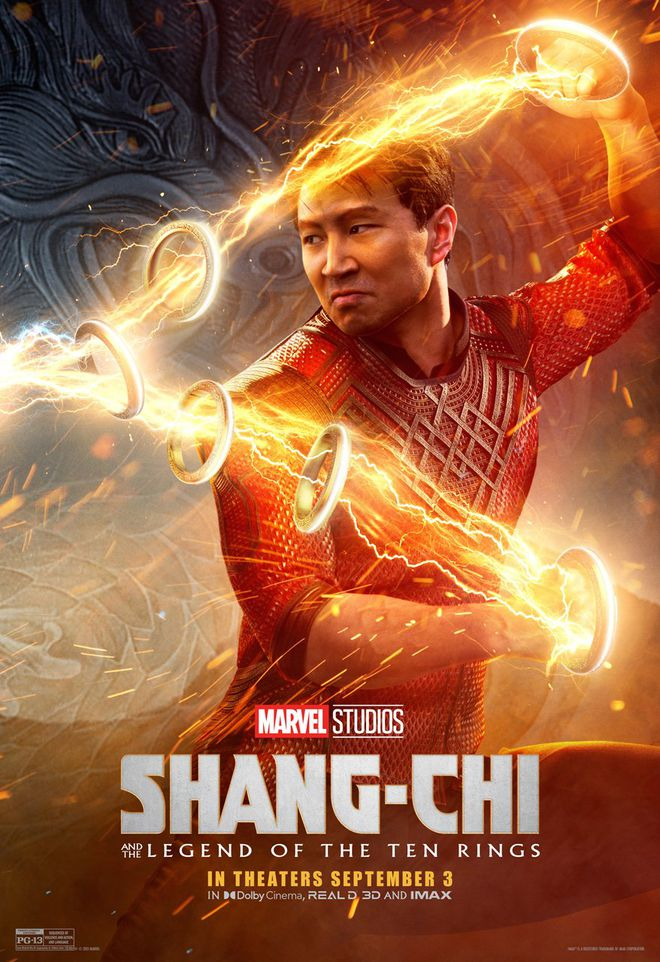 Shang Chi Poster