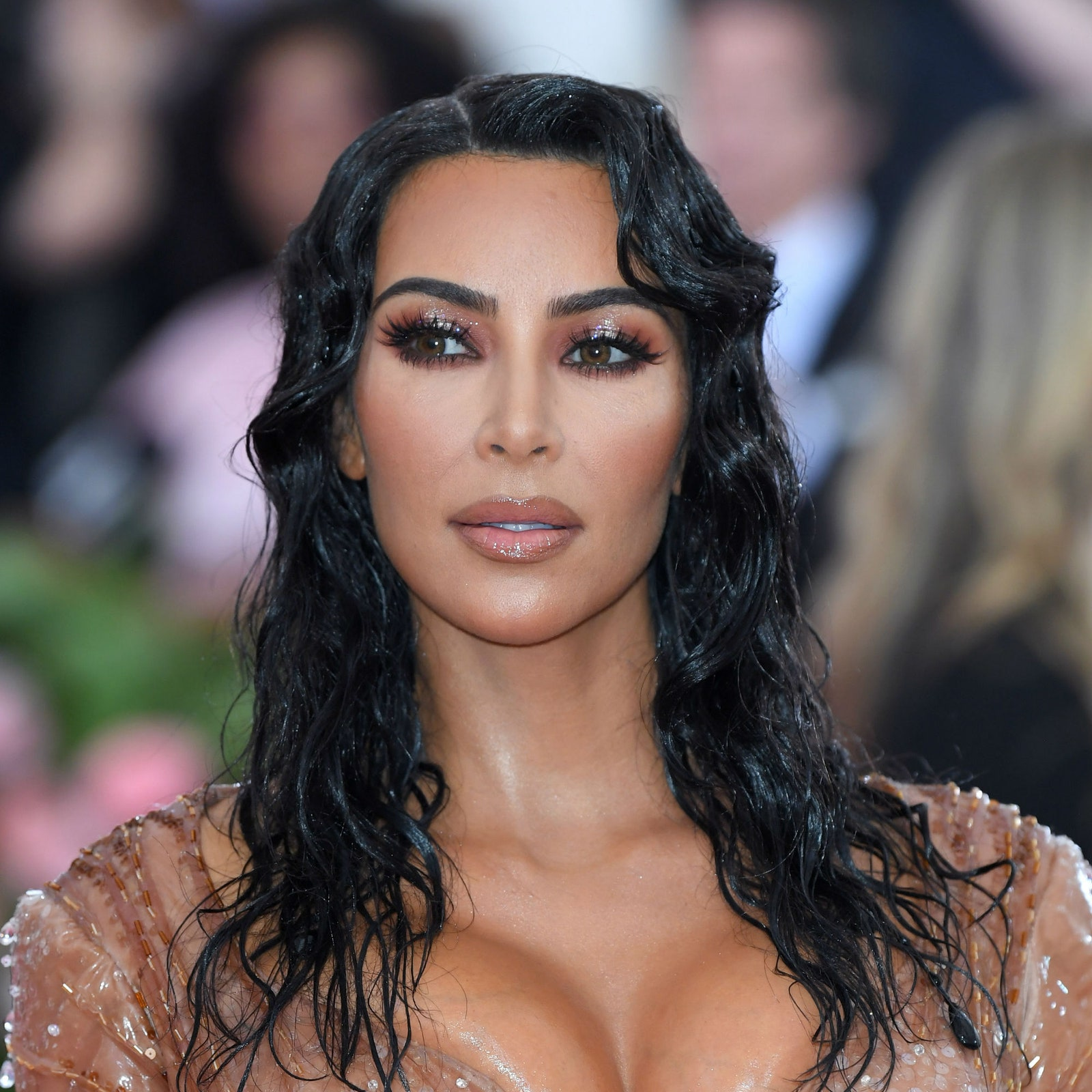 Wet Hair Looks The Celebrities Are Loving