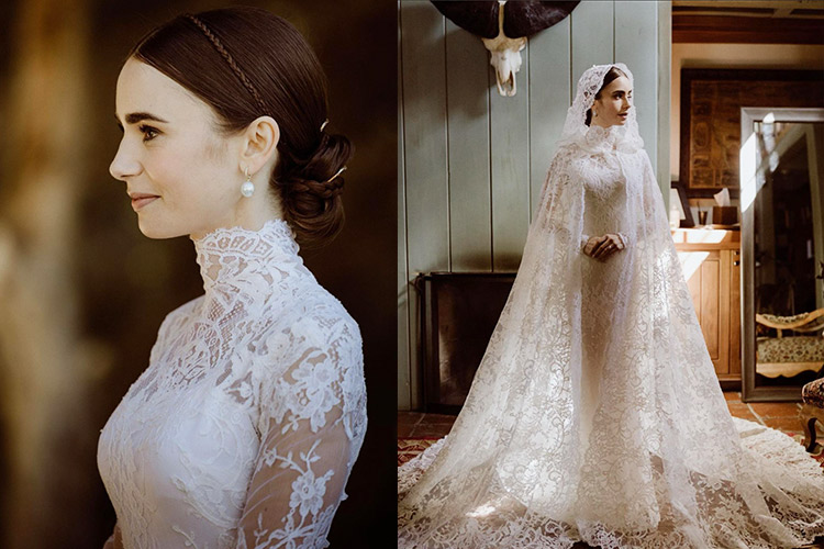 Lily Collings Bride