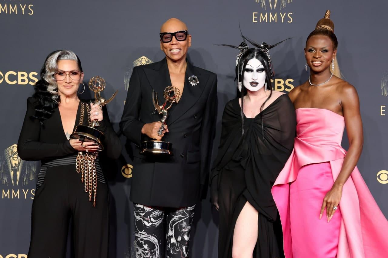RuPaul Emmys 2021