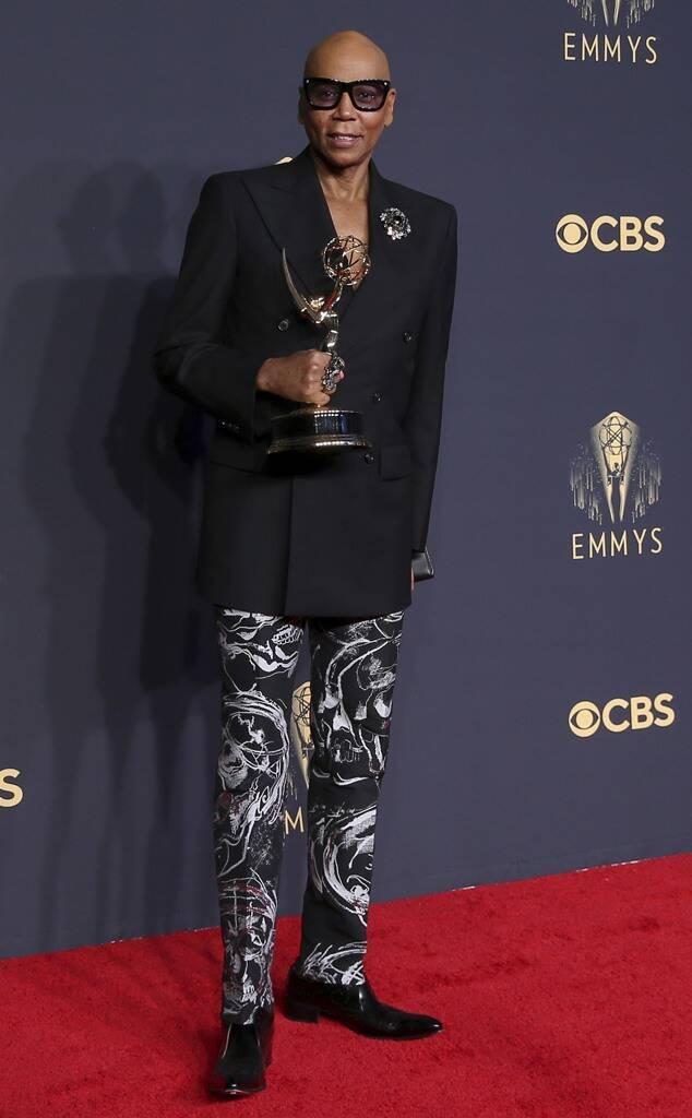 RuPaul Emmy 2021