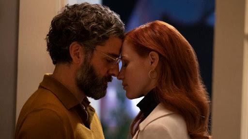 SCENES FROM A MARRIAGE romance scene