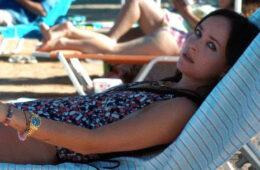 Dakota Johnson in The Lost Daughter. Photo: Netflix