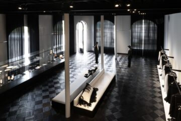 Ann Demeulemeester is Back With A New Flagship Store