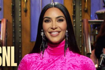 Kim Kardashian at SNL
