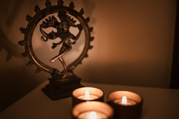 tantra candle meditation practice
